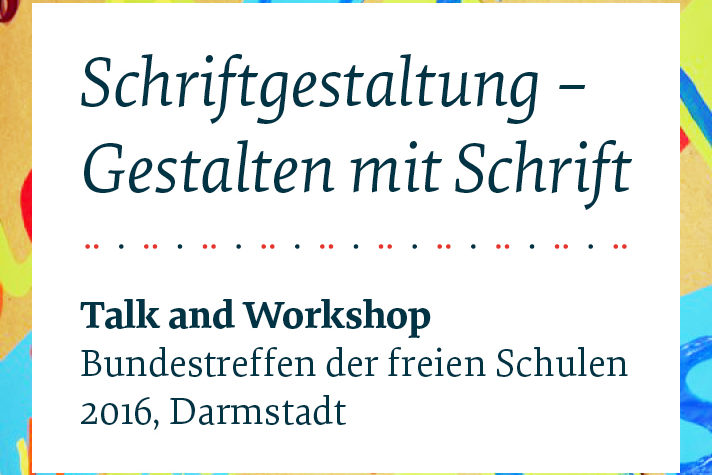 Talk Typeface Design by Louisa Fröhlich