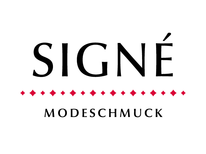 Signé logo and corporate design by Louisa Fröhlich