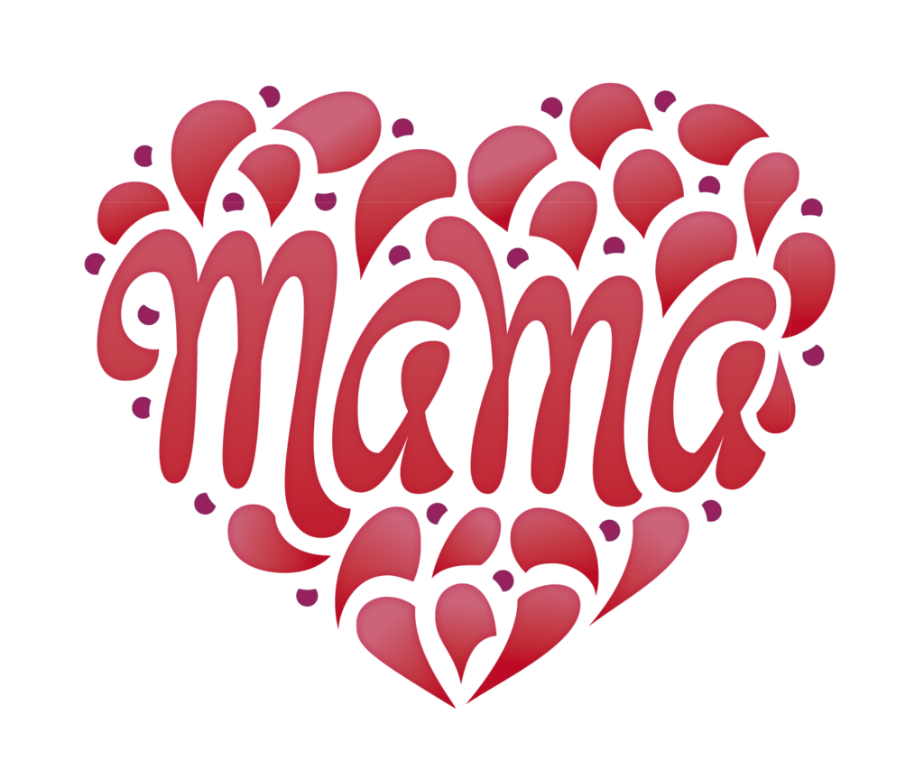 Mama Lettering, Muttertag, Louisa Fröhlich, Wiesbaden