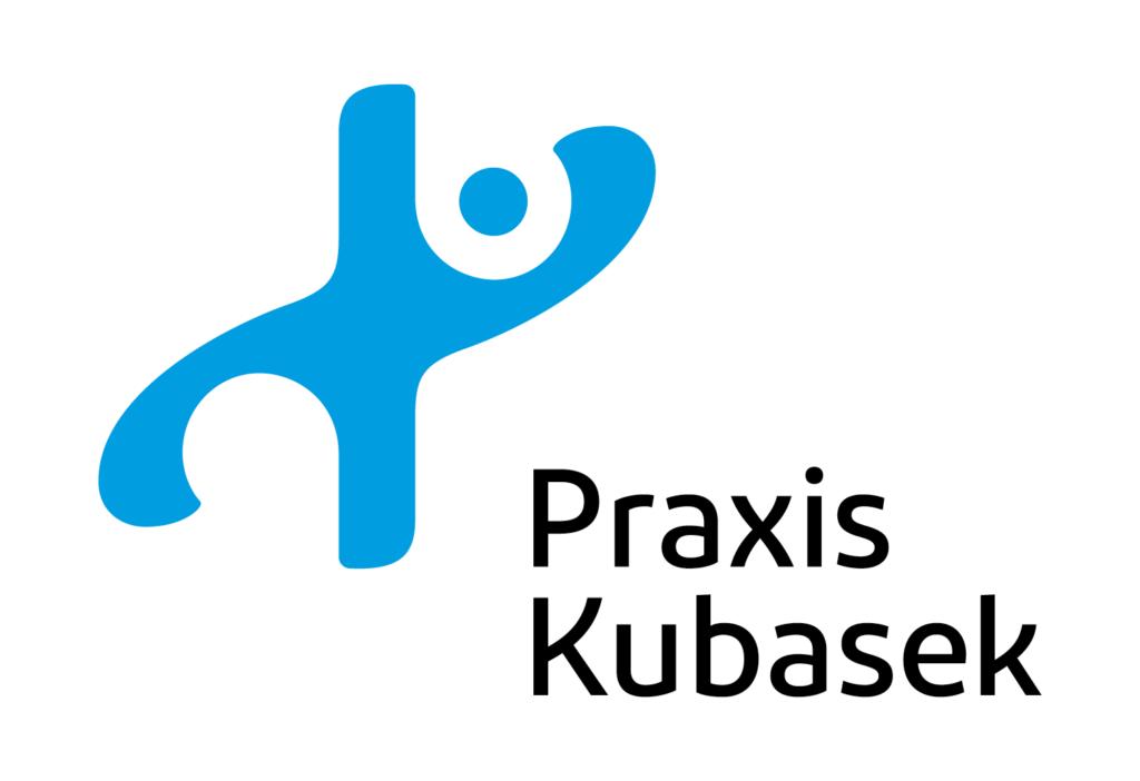 Praxis Kubasek: Logo Redesign by Louisa Fröhlich