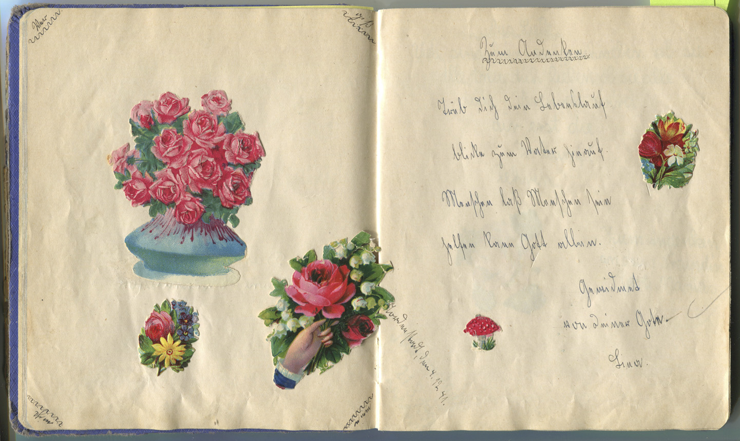 Remembering Suetterlin_ Louisa Froehlich