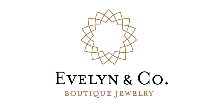 Evelyn & Co. Logo by Louisa Fröhlich